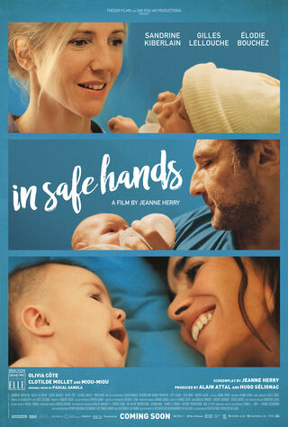 In Safe Hands (2018) Main Poster