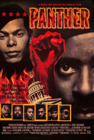 Panther (1995) Main Poster
