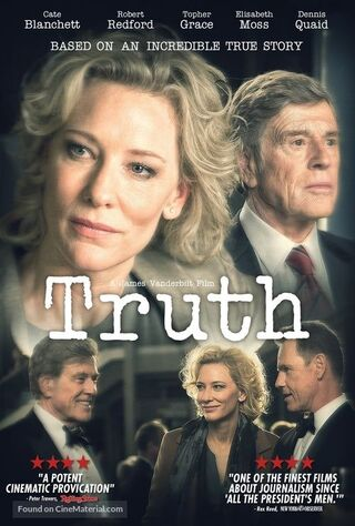 Truth (2015) Main Poster