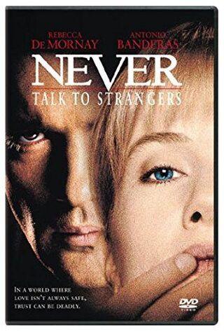 Never Talk To Strangers (1995) Main Poster