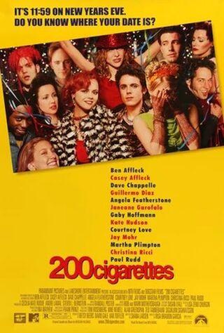 200 Cigarettes (1999) Main Poster