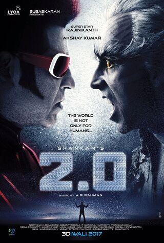 2.0 (2018) Main Poster