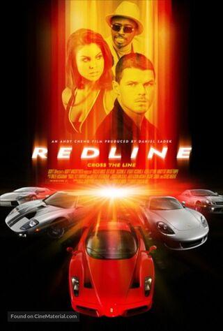 Redline (2007) Main Poster