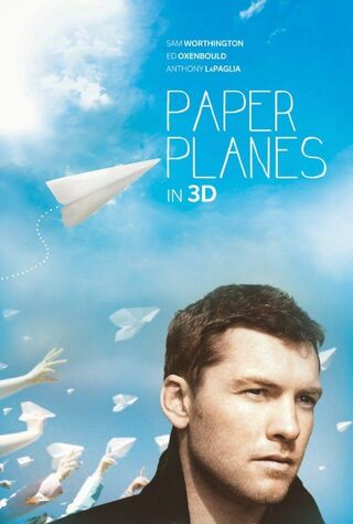 Paper Planes (2015) Main Poster