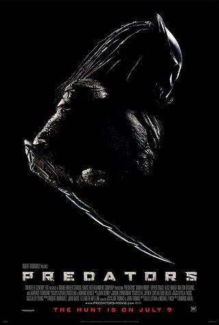 Predators (2010) Main Poster