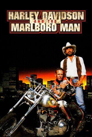 Harley Davidson And The Marlboro Man (1991) Main Poster