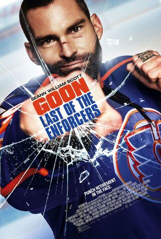 Goon (2012) Main Poster
