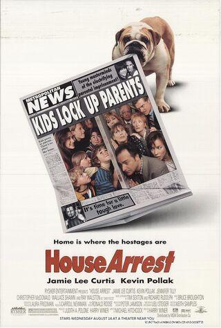 House Arrest (1996) Main Poster