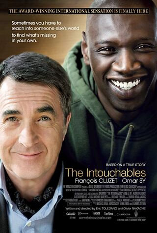 The Intouchables (2012) Main Poster