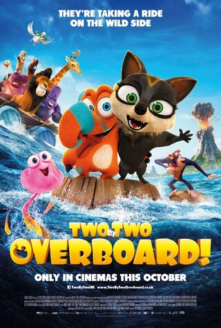 Two By Two: Overboard! (2020) Main Poster