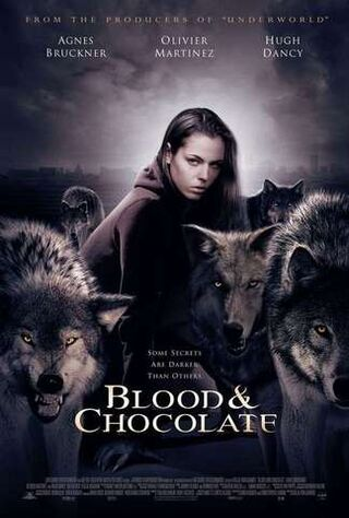 Blood And Chocolate (2007) Main Poster