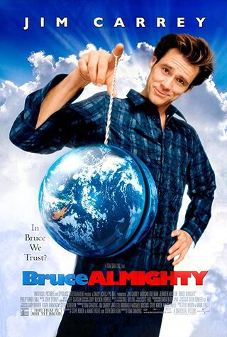 Bruce Almighty (2003) Main Poster