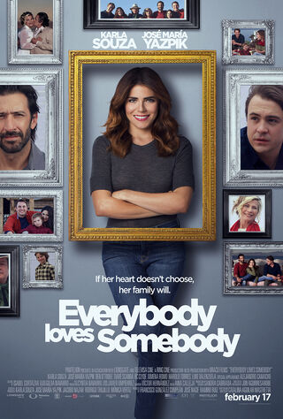 Everybody Loves Somebody (2017) Main Poster