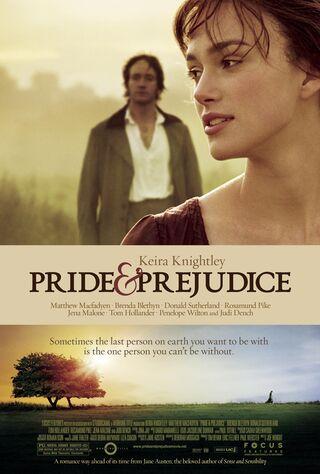Pride & Prejudice (2005) Main Poster