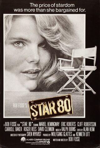 Star 80 (1984) Main Poster
