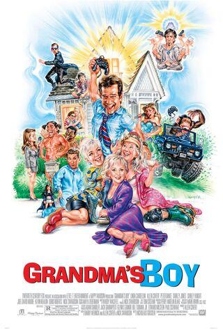 Grandma's Boy (2006) Main Poster