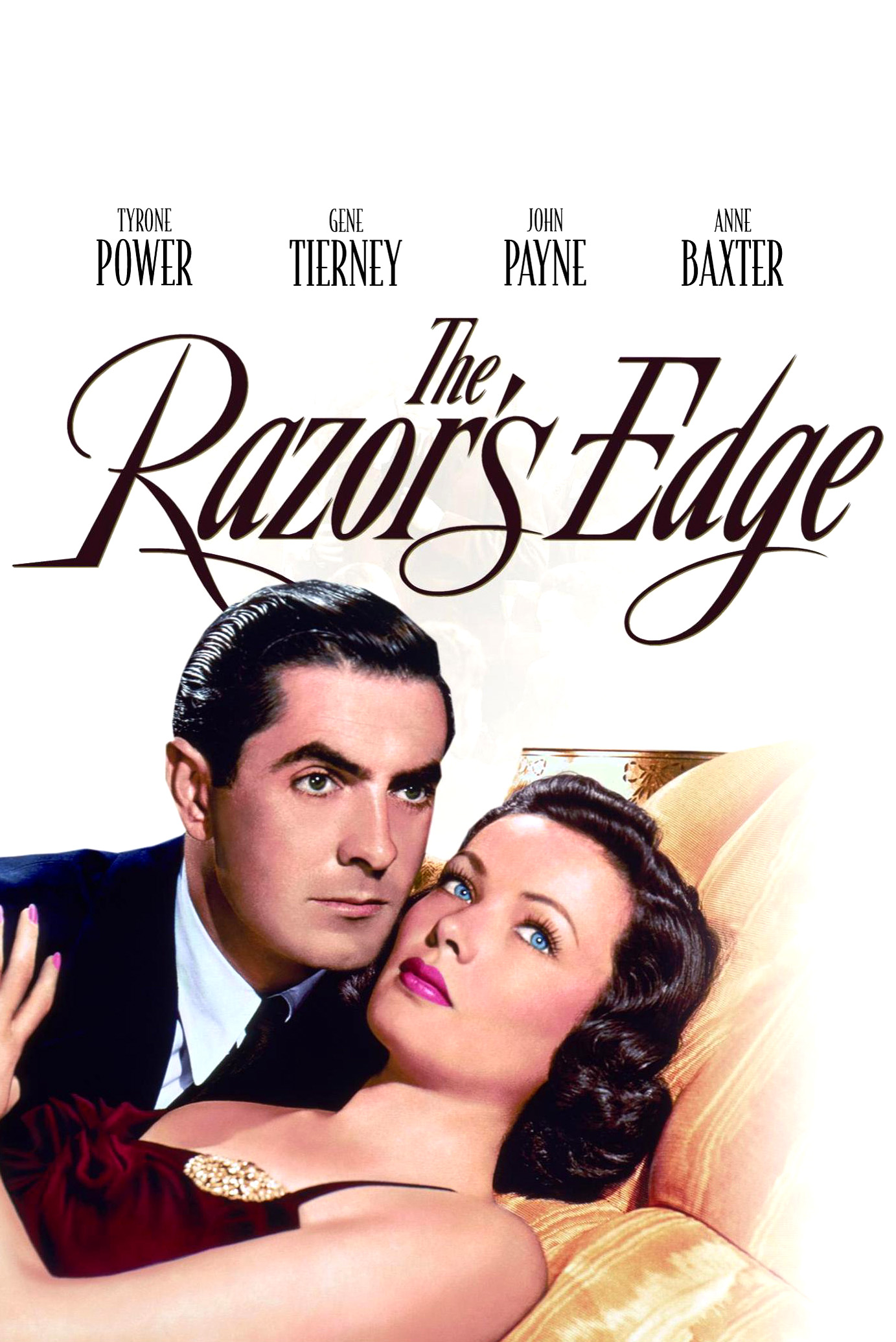 The Razor's Edge (1984) Main Poster