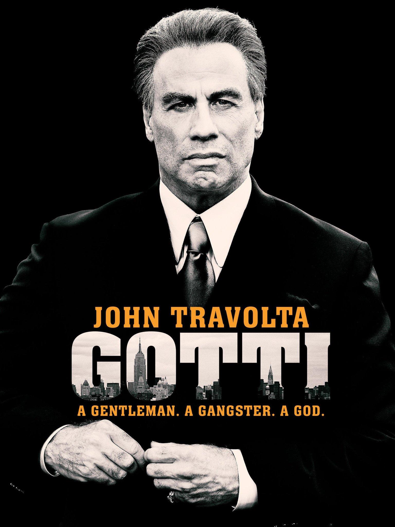 Gotti (2018) Main Poster