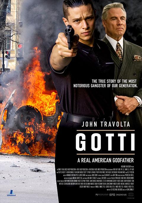 Gotti (2018) Poster #3