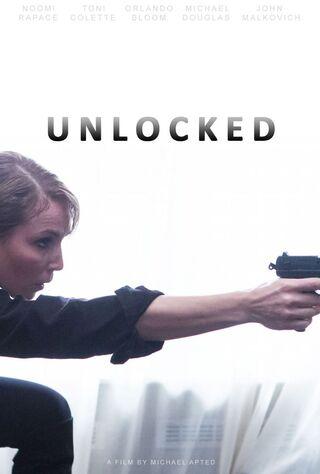 Unlocked (2017) Main Poster