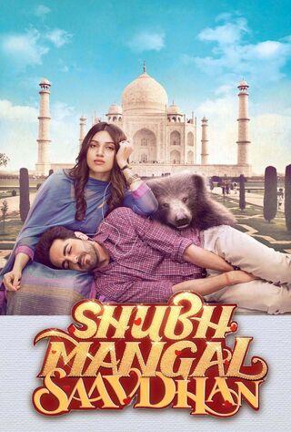 Shubh Mangal Savdhan (2017) Main Poster
