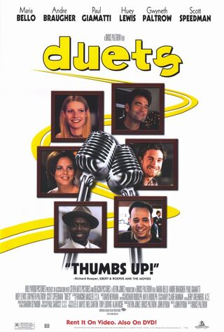 Duets (2000) Main Poster