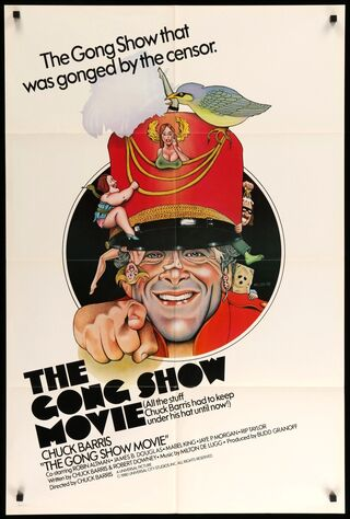 The Gong Show Movie (1980) Main Poster
