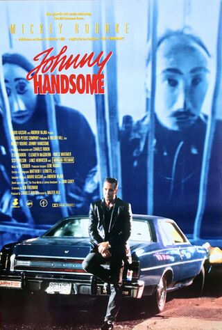 Johnny Handsome (1989) Main Poster