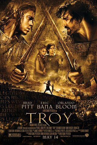 Troy (2004) Main Poster