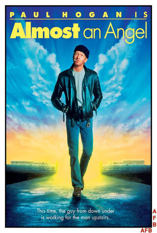 Almost An Angel (1990) Main Poster