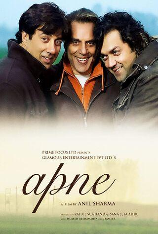 Apne (2007) Main Poster