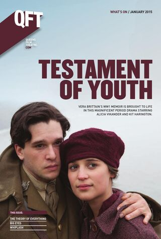 Testament Of Youth (2015) Main Poster