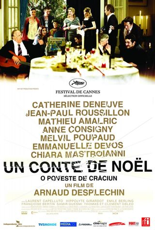 A Christmas Tale (2008) Main Poster