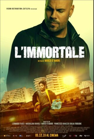 The Immortal (2019) Main Poster