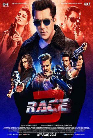 Race 3 (2018) Main Poster