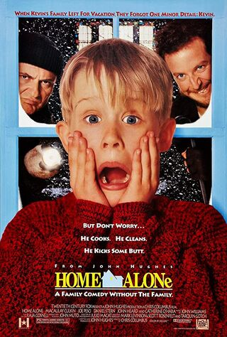Home Alone (1990) Main Poster