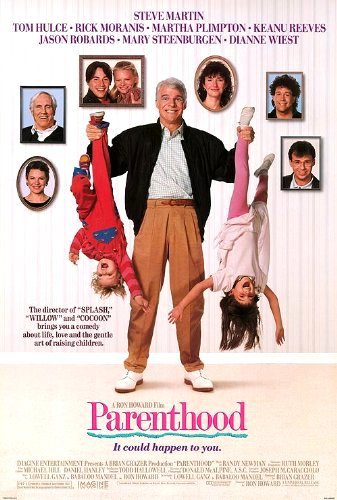 Parenthood (1989) Poster #1