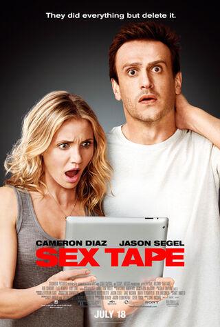 Sex Tape (2014) Main Poster