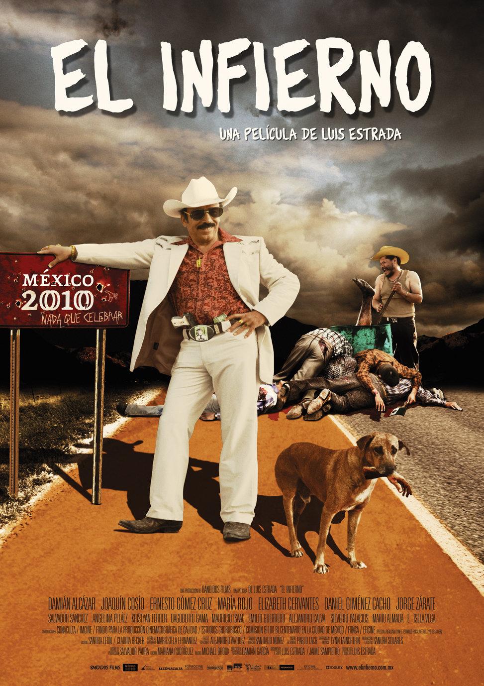 El Infierno (2010) Main Poster