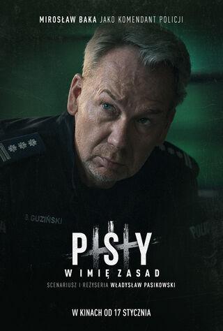 Psy 3: W Imie Zasad (2020) Main Poster