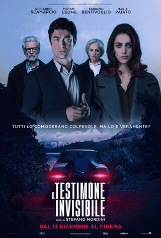 The Invisible Witness (2020) Main Poster