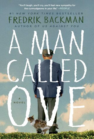 A Man Called Ove (2016) Main Poster
