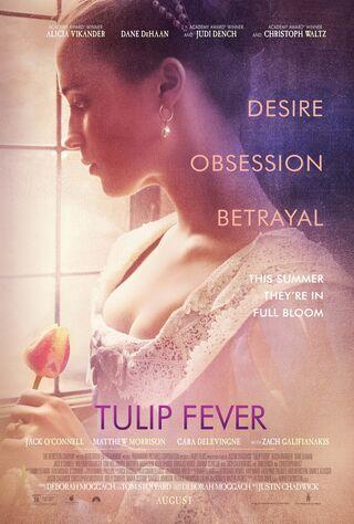 Tulip Fever (2017) Main Poster
