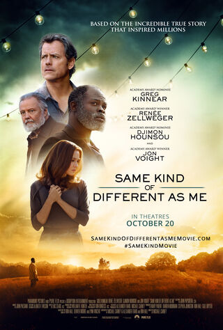 Same Kind Of Different As Me (2017) Main Poster