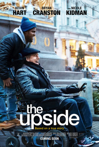 The Upside (2019) Main Poster