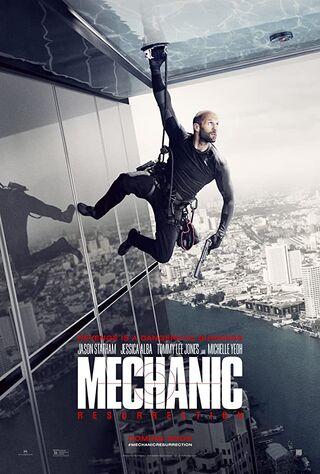 Mechanic: Resurrection (2016) Main Poster