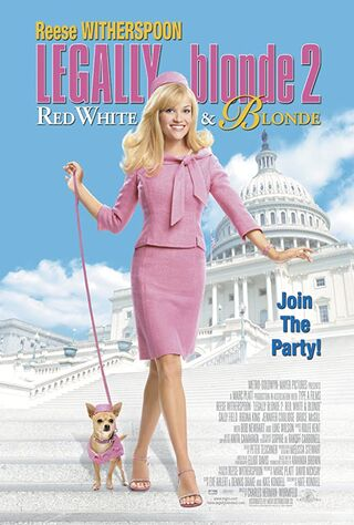 Legally Blonde 2 (2003) Main Poster