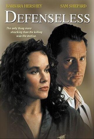 Defenseless (1991) Main Poster
