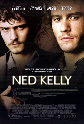 Ned Kelly (2004) Main Poster