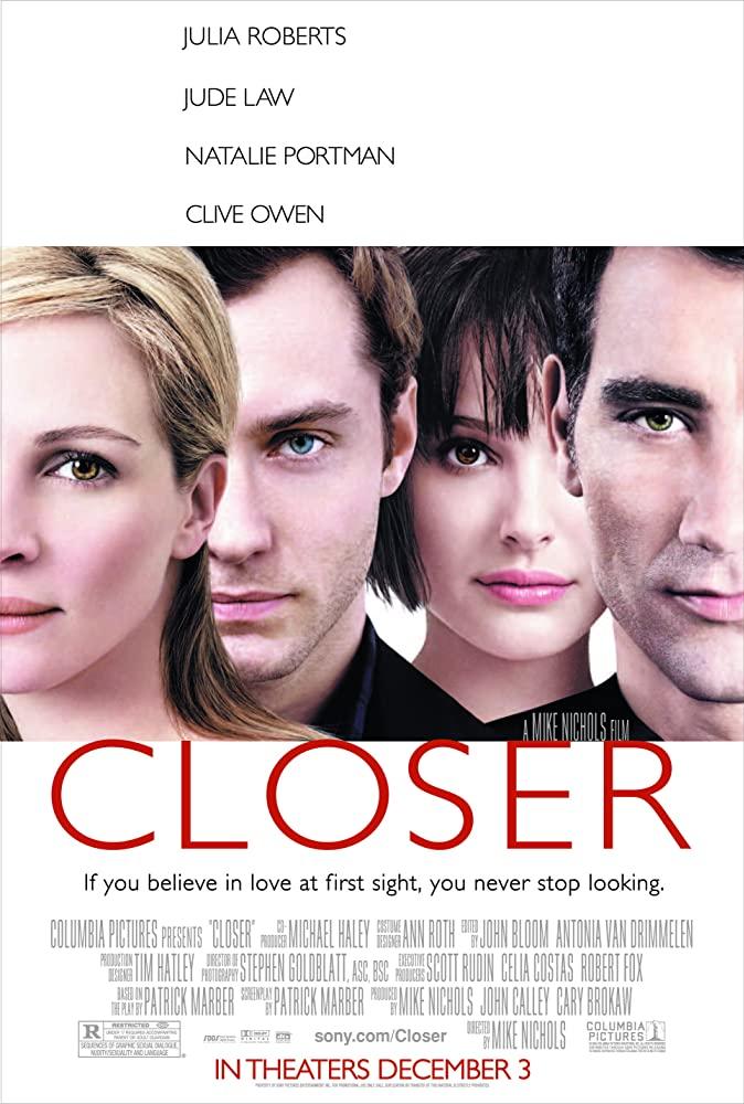Closer (2004) Main Poster